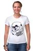 """Футболка Стрэйч (Женская) """"stormtrooper"""" - star wars, stormtrooper, звёздные войны, штурмовик"""