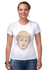 "Футболка Стрэйч ""Путин Трамп"" - путин, сша, президент, трамп, дональд трамп"