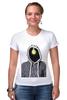 """Футболка Стрэйч (Женская) """"Art"""" - hoodie, idea"""