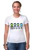 "Футболка Стрэйч ""Dr. House_3"" - house, хаус, house md, доктор хаус"