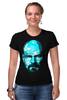 "Футболка Стрэйч ""Heisenberg"" - во все тяжкие, breaking bad, heisenberg, cook, say my name"