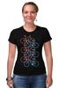 """Футболка Стрэйч """"Велосипеды"""" - спорт, велоспорт, велосипеды"""