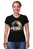 """Футболка Стрэйч """"метро"""" - metro, metro 2033"""