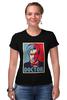"""Футболка Стрэйч """"Доктор Кто (Doctor Who)"""" - doctor who, доктор кто"""