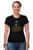 "Футболка Стрэйч (Женская) ""Star Wars. Darth Vader"" - darth vader, звездные войны, дарт вейдер"