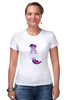 "Футболка Стрэйч (Женская) ""twilight t-shirt"" - twilight, pony, mlp, fim, brony"
