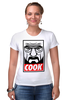 "Футболка Стрэйч ""Повар"" - obey, во все тяжкие, breaking bad, heisenberg, cook"