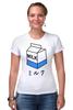 """Футболка Стрэйч """"milk 1"""" - молоко, аниме, япония, japan, milk"""