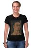 """Футболка Стрэйч """"Фрида Кало"""" - художники, живопись, фрида кало, frida kahlo, футболки с фрида кало"""
