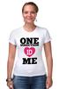 """Футболка Стрэйч (Женская) """"One Direction"""" - one direction, бой-бэнд"""