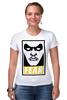 "Футболка Стрэйч ""Таал Синестро (Thaal Sinestro)"" - fear, obey, dc, синестро, sinestro"
