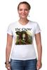 """Футболка Стрэйч """"The Crow"""" - crow, ворон, brandon lee, брэндон ли, the crow"""
