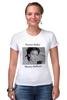 """Футболка Стрэйч """"Monica Bellucci"""" - моника беллуччи, monica bellucci, femme fatale"""