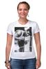 """Футболка Стрэйч (Женская) """"Nikolaev Collection 2013"""" - авторские майки"""