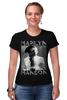 """Футболка Стрэйч """"Marilyn Manson"""" - marilyn manson, мэрилин мэнсон"""