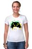 "Футболка Стрэйч ""Игрок (Геймер)"" - gamer, геймер, xbox, джойстик, геймпад"