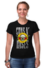 "Футболка Стрэйч ""Guns N' Roses"" - рок, метал, металлист, хэви метал, guns n' roses"