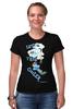 """Футболка Стрэйч """"Lazy Rainbow Dash"""" - rainbow dash, my little pony, футболка женская, friendship is magic, 20 percent cooler"""