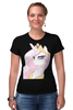 "Футболка Стрэйч ""Princess Molestia"" - арт, pony, mlp, пони, molestia"