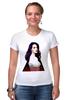 """Футболка Стрэйч (Женская) """"Lana Del Rey - Ultraviolence Era """" - арт, lana del rey, лана дель рей, ultraviolence"""