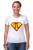 "Футболка Стрэйч ""Супер Пи (Super Pi)"" - математика, 14 марта, число пи, день числа пи"