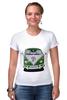 "Футболка Стрэйч ""Volkswagen"" - арт, стиль, ретро, vw, фольксваген, mini van"