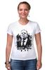"Футболка Стрэйч (Женская) ""Mr. Lavrov we love"" - россия, russia, лавров, lavrov, weloverov"