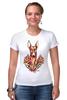 """Футболка Стрэйч """"фараон тч"""" - dog, собака, олдскул, розы, фараон, roses, дог, tm kiseleva, фараонова собака"""
