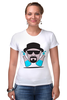 "Футболка Стрэйч ""Heisenberg (Breaking Bad)"" - во все тяжкие, breaking bad, heisenberg"