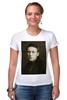 """Футболка Стрэйч """"Навальный Алексей"""" - россия, навальный, политика, блоггер, либерал"""