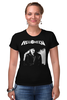 "Футболка Стрэйч ""Helloween ( Michael Kiske ) "" - heavy metal, helloween, хэви метал, хэлловин, michael kiske"