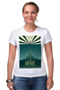 "Футболка Стрэйч (Женская) ""Bioshock - Only the Great"" - плакат, биошок, bioshock, восторг, rapture"