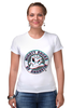 "Футболка Стрэйч (Женская) ""Anaheim Ducks"" - 3d, хоккей, nhl, нхл, anaheim ducks"
