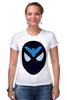 "Футболка Стрэйч ""Найтвинг (Nightwing)"" - найтвинг"
