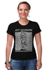 "Футболка Стрэйч ""Joy Division"" - музыка, joy division, ian curtis, пост-панк, new order"