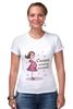 """Футболка Стрэйч (Женская) """"Скоро стану мамой!"""" - baby, беременность, mother, футболки для беременных, футболки для беременных купить, принты для беременных, pregnant, expecting"""
