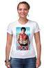 "Футболка Стрэйч ""Rocky Balboa"" - rocky, сильвестр сталлоне, rambo, sylvester stallone, рокки бальбоа"