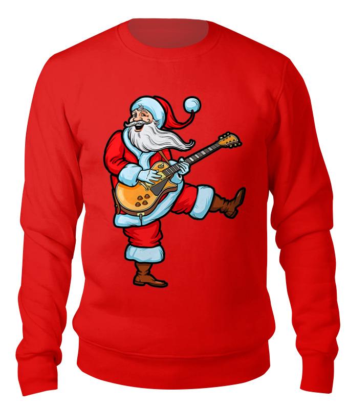 Свитшот унисекс хлопковый Printio Санта клаус canali красный хлопковый джемпер