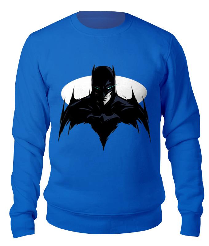 Фото - Свитшот унисекс хлопковый Printio Бэтмен (batman) свитшот унисекс хлопковый printio ща буит мясо