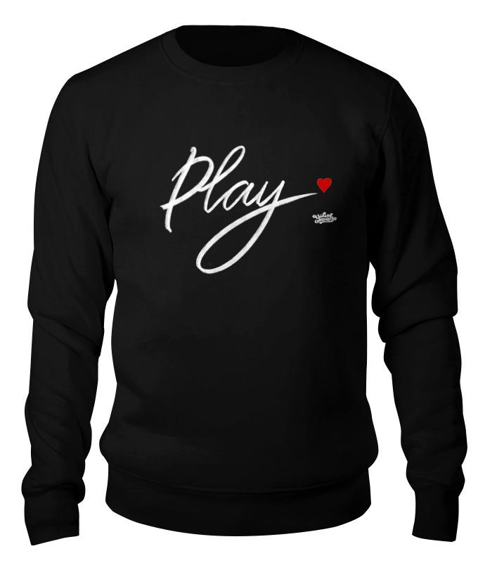 Printio Надпись play