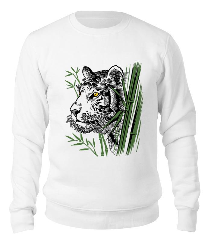 Свитшот унисекс хлопковый Printio Тайная угроза свитшот унисекс хлопковый printio дикий тигр