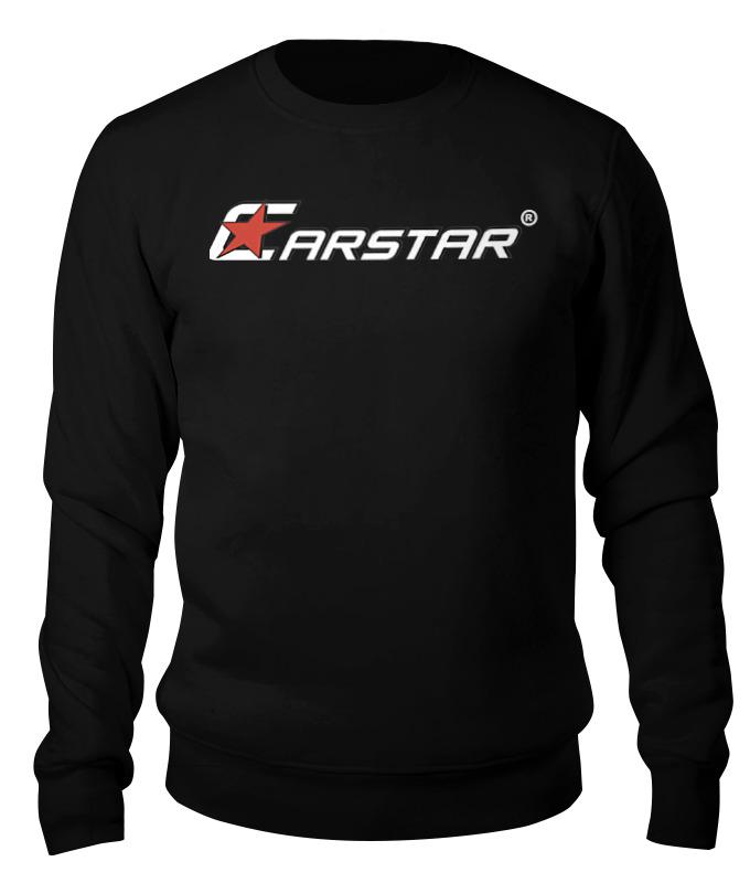 Свитшот унисекс хлопковый Printio Carstar рубашка поло printio carstar
