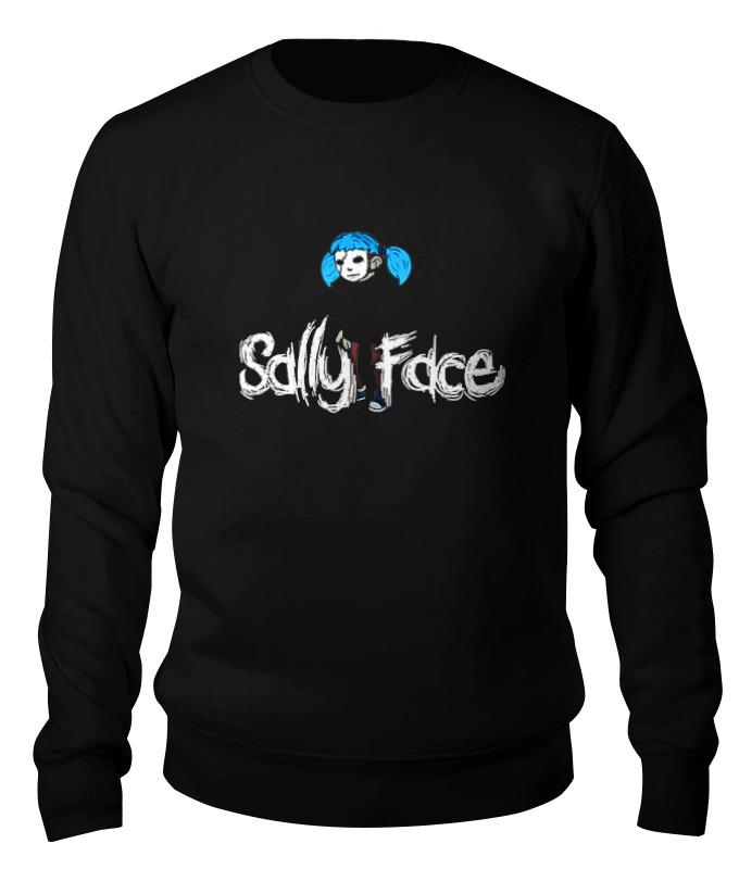 Свитшот унисекс хлопковый Printio Sally face (салли фейс)
