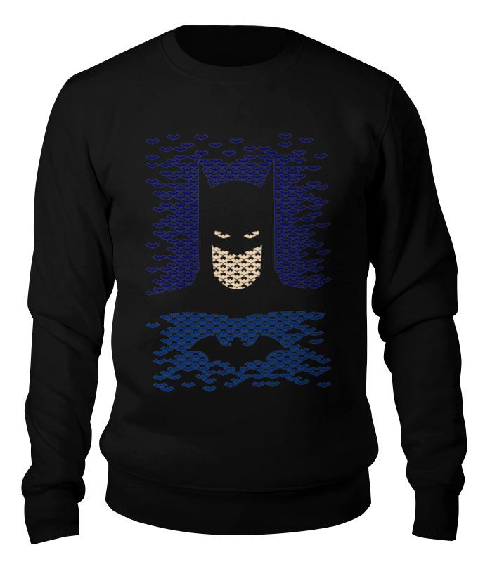 Свитшот унисекс хлопковый Printio Бетмэн (batman) свитшот унисекс хлопковый printio clash royale