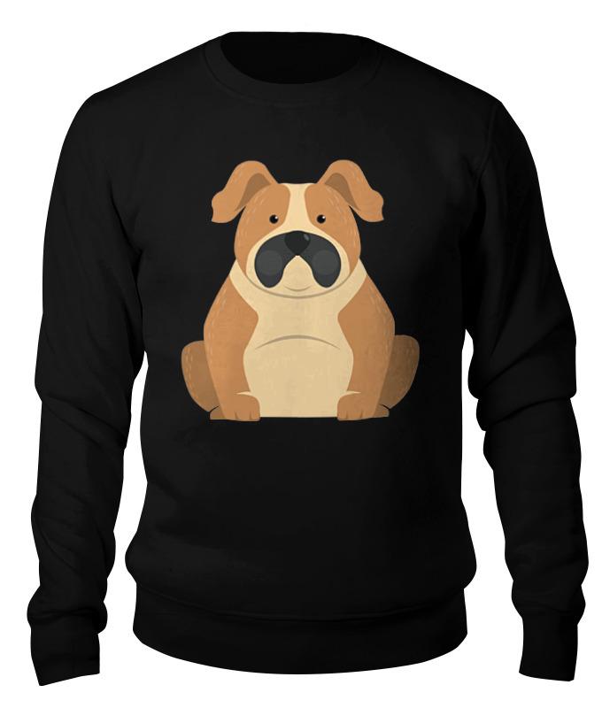 Printio Собака свитшот унисекс хлопковый printio собака