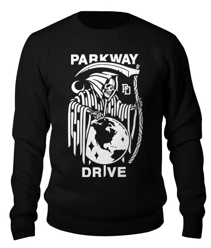 Свитшот унисекс хлопковый Printio Parkway drive parkway drive london