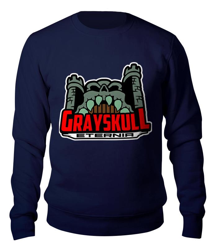 Свитшот унисекс хлопковый Printio Castle grayskull цена