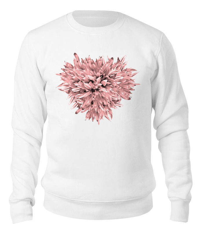 Свитшот унисекс хлопковый Printio Стильный розовый bonpoint розовый хлопковый комплект