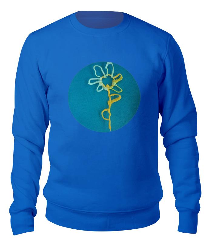 Свитшот унисекс хлопковый Printio Цветик-семицветик