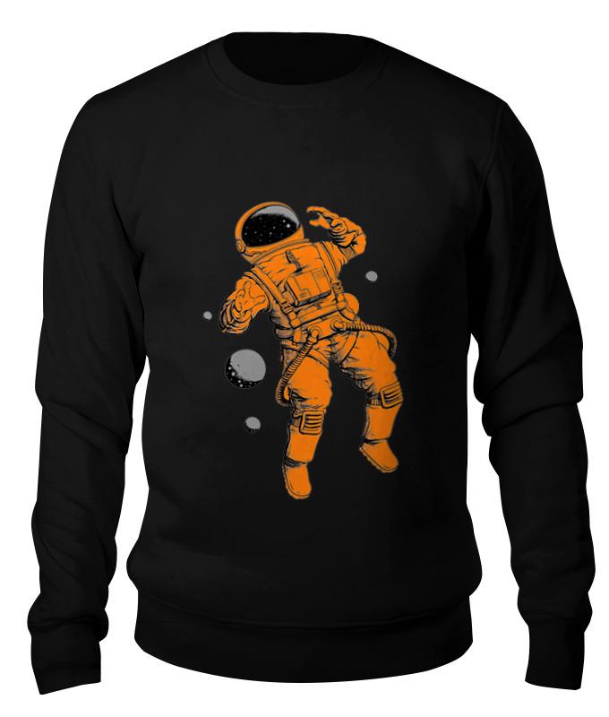 Фото - Printio Оранжевый космонавт свитшот унисекс хлопковый printio ща буит мясо